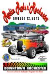 13th Annual Rockin Rods n' Rochester0