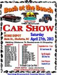 14Th Annual Bash at the Beach Car Show 0