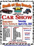 14Th Annual Bash at the Beach Car Show 0
