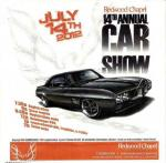 14th Annual Redwood Chapel Car show0