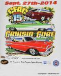 15th Annual Cruisin' For A Cure0