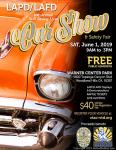 16th Annual Los Angeles Police and Fire Department Car Show0