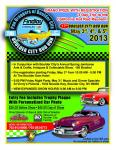 17th anuual Pan Draggers Car Club Rod Run 0
