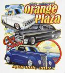 18th Annual Orange Plaza Car Show0