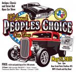 18th ANNUAL PEOPLE CHOICE CAR SHOW0