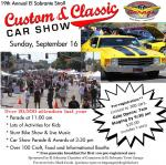 19th Annual El Sobrante Stroll & Car Show0
