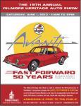 19th Annual Gilmore Heritage Auto Show0