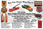 19th Annual Metro Vintage Advertising Collector Show0