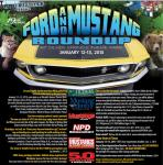 19th Annual Mustang Roundup at Silver Springs Theme Park 0