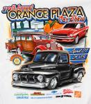 19th Annual Orange Plaza Car Show0