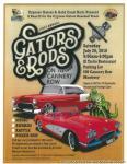 1st Annual Gators & Rods Car Show0