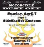 2013 Motorcycle Dust Off0