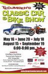 2013 Tecumseh Classic Car & Bike Show0