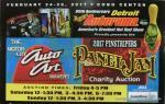 2017 Motor City Autos Arts Pinstriper's Panel jam auction1
