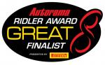 2018 Detroit AutoRama RIDLER WINNER & The Ridler Great 8 Finalists0