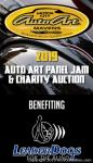 2019 MOTOR CITY AUTO ARTS MAVENS AUTO ART PANEL JAM & CHARITY AUCTION0