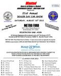 21st Annual Dealer Day Car Show at Metro Ford0