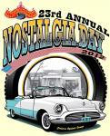 23rd Nostalgia Day Car Show0