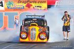 24th Annual California Hot Rod Reunion - Race Cars and Cacklefest0