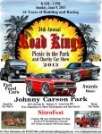 24th Annual Road Kings Picnic in the Park and Charity Car Show0