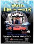 26th Annual Port Orchard Cruz August 11, 20130
