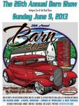 26th Annual Wilson Barn Antique & Hot Rod Show0