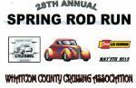 28th Annual Spring Rod Run0