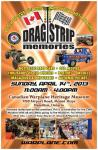 2nd annual Dragstrip Memories Car Show0