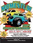 2nd Annual Momentum Charity Car Show0