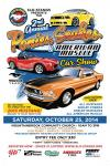 2nd Annual Ponies, Snakes & American Muscle Car Show0