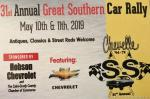31st Annual Southern Antique Car Rally0
