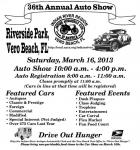 36th Annual AACA Antique Auto Show Indian River Division0