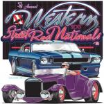37th Annual NSRA Western Street Rod Nationals Plus0