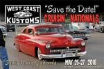 37th Annual West Coast Kustoms Cruisin' Nationals0