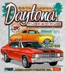 39th Annual Daytona Turkey Run-Sunday Nov. 25, 20120