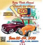39th Annual MSRA Back to the 50's Weekend 0