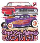 39th annual NSRA Street Rod Nationals South Plus0