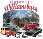 41st Colonial Williamsburg Rod Run 0