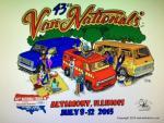 43rd Annual Van Nationals1