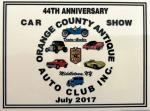 44th Annual Orange County Antique Automobile Club Car Show0