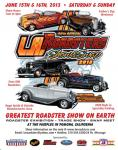 49th Annual LA Roadsters Car Show and Swap June 15-16, 20130