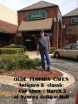 4th Annual  Olde Florida Cafe Antique & Classic Car show0