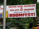 "4th Annual Boomfest Crusin' the Grove"" Car Show0"