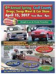 4th Annual Spring Cecil Drags, Car Show and Swap Meet0