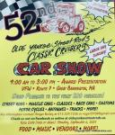 52nd Annual Olde Yankee Street Rods & Classic Cruisers Car Show1