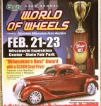 52nd Annual World of Wheels0