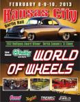 53rd Annual O'Reilly Auto Parts World of Wheels Kansas City0