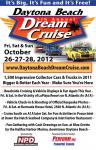5th Annual Daytona Beach Dream Cruise Day 1 Friday Oct. 26, 20120