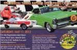 5th Annual Shake, Rattle & Roll Spring Car Show0