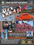 5th Annual SSG Alex Viola Memorial Car Show0